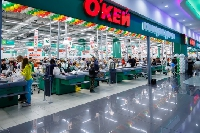 Реклама - «ОКей» купил у X5 Retail Group гипермаркет в Санкт-Петербурге